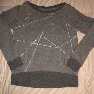 Lululemon Wide Neck Sweatshirt